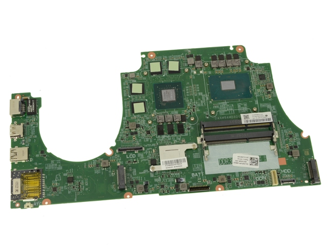 Dell 7559 can upgrade graphics card can or not | Tom's Guide